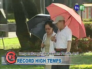 Record High Temps
