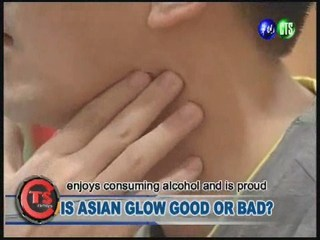 IS ASIAN GLOW GOOD OR BAD?