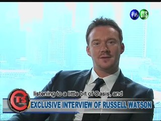 EXCLUSIVE INTERVIEW OF RUSSELL WATSON