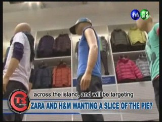 ZARA AND H&M WANTING A SLICE OF THE PIE?