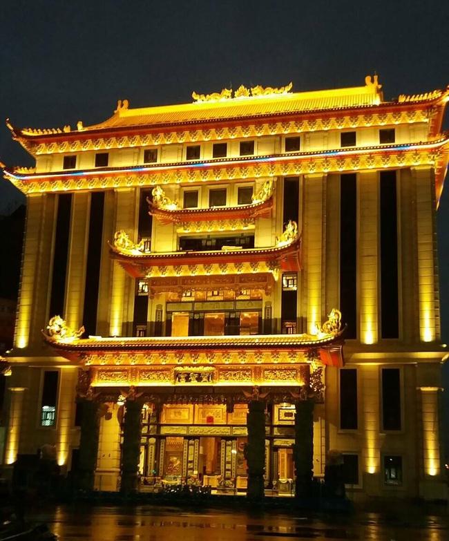 蔡總統贈匾加持 五股賀聖宮安座落成啟用 | 華視新聞