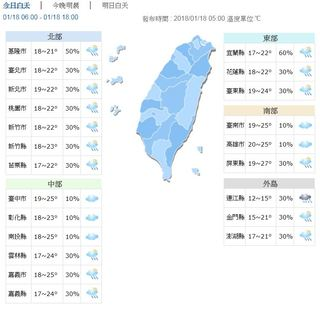 東北季風影響! 北台灣轉濕涼 週日降雨才趨緩