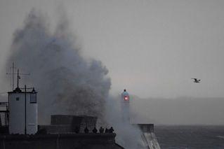 歐洲冬季大風暴 釀交通停擺荷蘭.比利時傳死傷