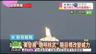 抗中.俄.朝 川普嗆重建核武軍力