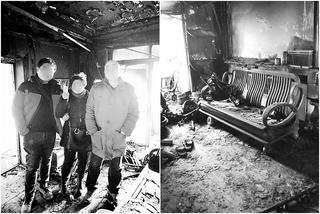 家被燒光還比YA合照 背後原因超暖