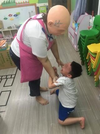 南市幼兒園傳虐童 家長集體控訴