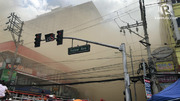 菲律賓飯店惡火 10人下落不明恐受困