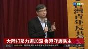 自由人權論壇 港占中運動代表出席