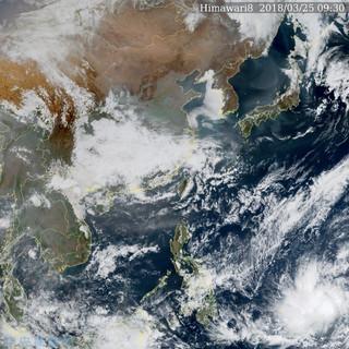 三月颱今形成 未來一周日夜溫差天