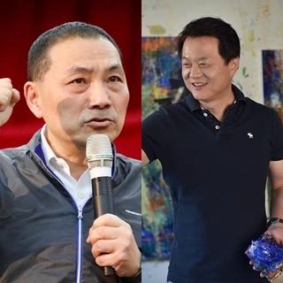國民黨初選民調出爐 侯友宜披藍袍出線新北市長