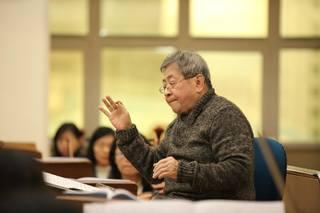 """指揮家陳秋盛告別式 文化部長:""""台灣音樂人才的伯樂"""""""