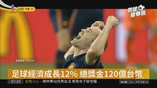搶2018大力金盃 巴西.德國最熱門!