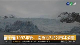 """科學家證明! """"地球暖化""""情況加劇"""