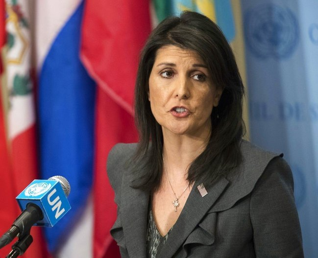 美退出聯合國人權理事會 抨擊該會歧視以色列   華視新聞