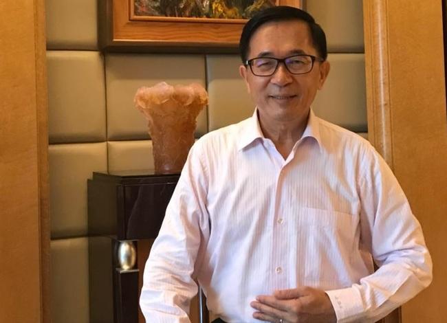陳水扁有意出席全代會 嗆「被抓代誌才大條」 | 華視新聞
