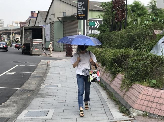摩羯今通過琉球 午後嚴防局部大雷雨 | 華視新聞