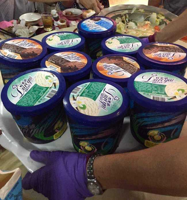 南部辦桌就是狂! 大桶冰淇淋攏免搶   華視新聞