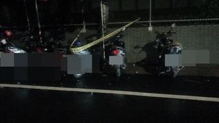 包包遭棄置機車上 車主報警驚見1男嬰屍體