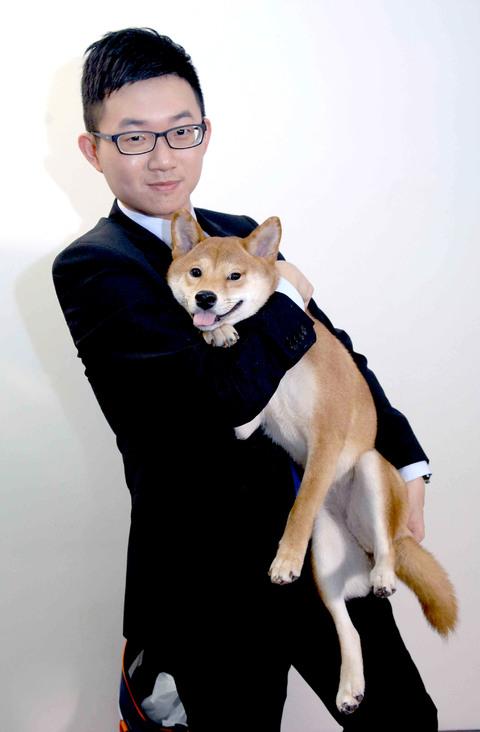 華視與17 Media共推新聞即時互動  陳子見主播祭出超萌愛犬吸客