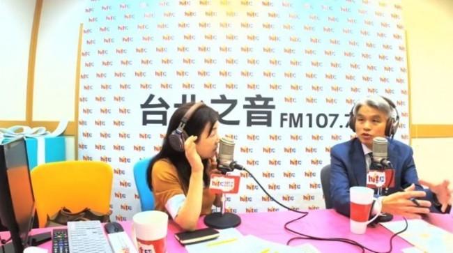 反空汙公投爭議 陳英鈐自嘲:「我是豬頭」 | 華視新聞