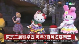 Hello Kitty人氣高! 多摩市轉型拚經濟