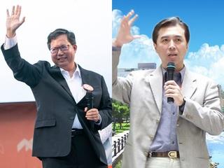 【桃園市長】鄭文燦保住綠地 陳學聖直播宣布敗選