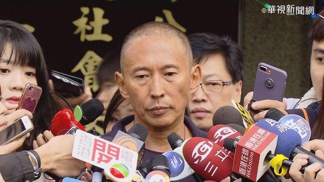 意見不合?鈕承澤律師胡原龍解除委任 | 華視新聞