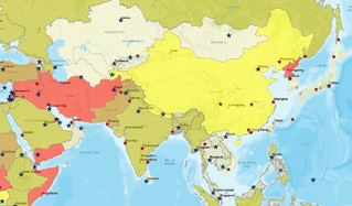 美國提升中國旅遊風險警告 台灣最安全