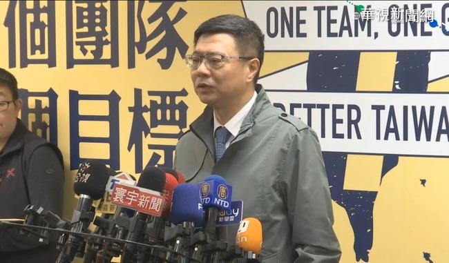當選民進黨主席 卓榮泰:確保今後戰役勝選 | 華視新聞