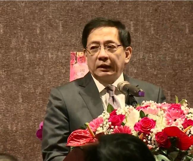 接台大校長!管中閔:風雨過去 明天是奮鬥的戰場 | 華視新聞