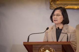 國際學者發表公開信 力挺蔡英文抗中威脅