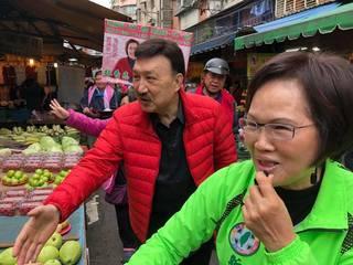 民進黨立委補選提名 新北余天、台南郭國文