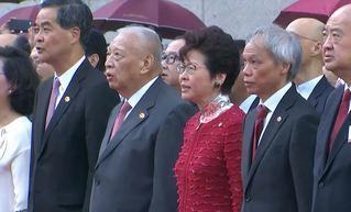 香港《國歌條例》草案 辱國歌可關3年、罰5萬港幣
