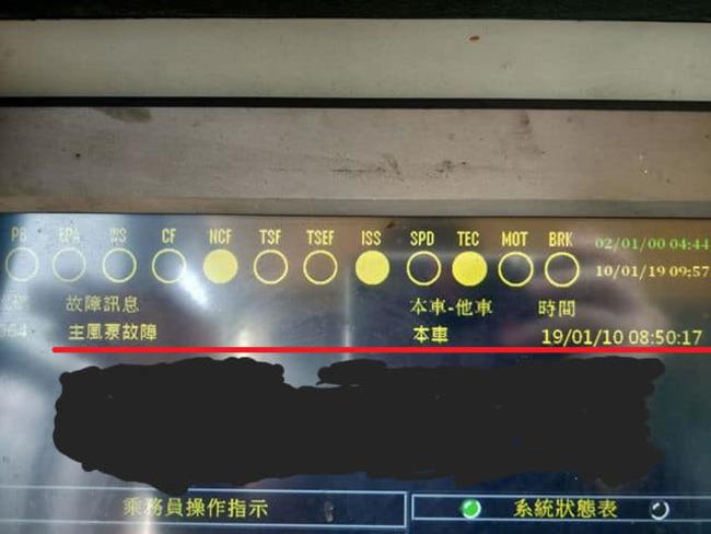 普悠瑪主風泵故障仍發車 黃國昌批:混帳臺鐵 | 華視新聞