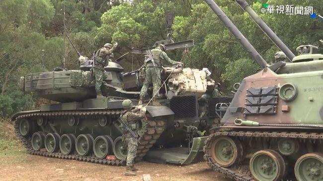 【午間搶先報】模擬共軍搶灘登陸 國軍進行仿真實戰 | 華視新聞