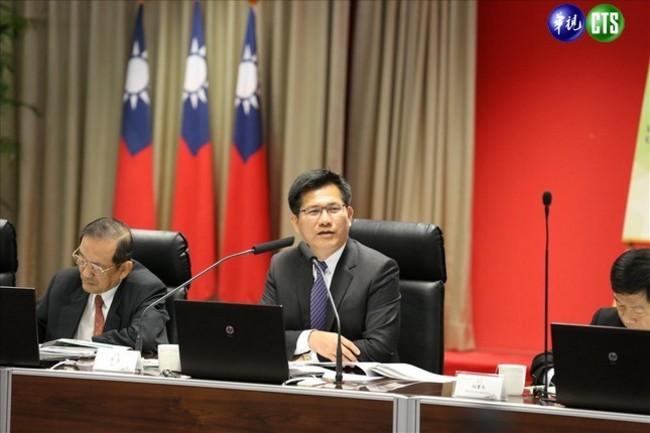 山手線預算過招 林佳龍:盧市長趕快提案申請   華視新聞
