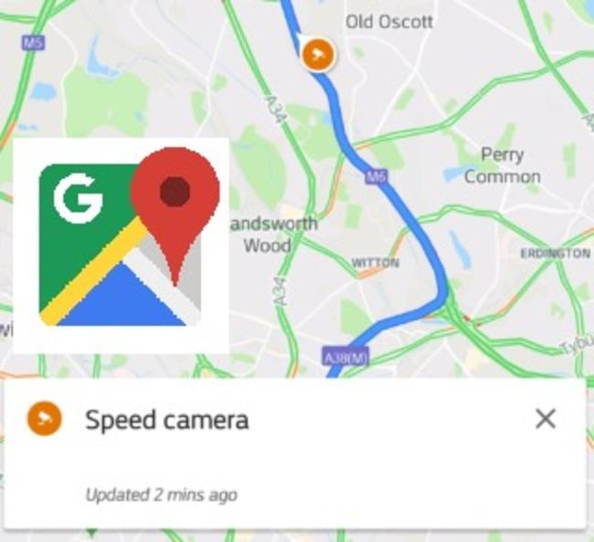 美國搶先用! Google 地圖將推「測速照相提醒」   華視新聞
