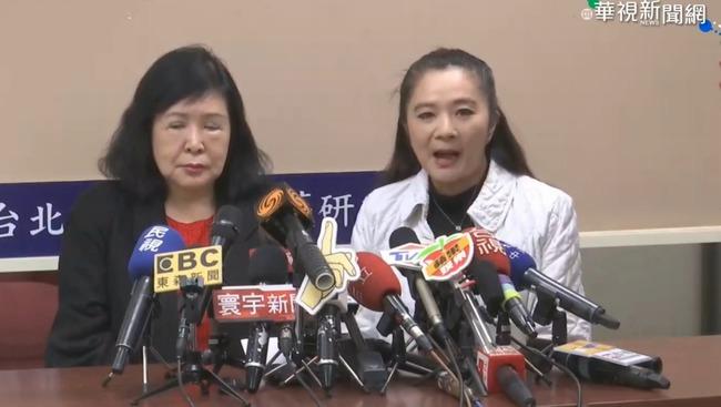 應曉薇挺鄭惠中 稱「助弱勢」服務告段落被罵翻 | 華視新聞