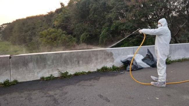 新竹遭丟棄大量死雞 驗出H5亞型禽流感病毒 | 華視新聞