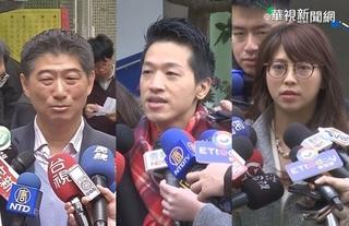 北市立委補選 民進黨自行宣布何志偉當選