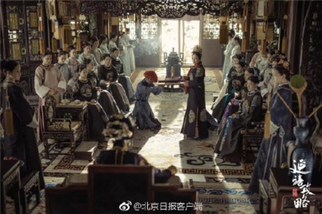 中官媒列宮鬥劇5罪狀 《延禧攻略》《如懿傳》強國停播 | 華視新聞