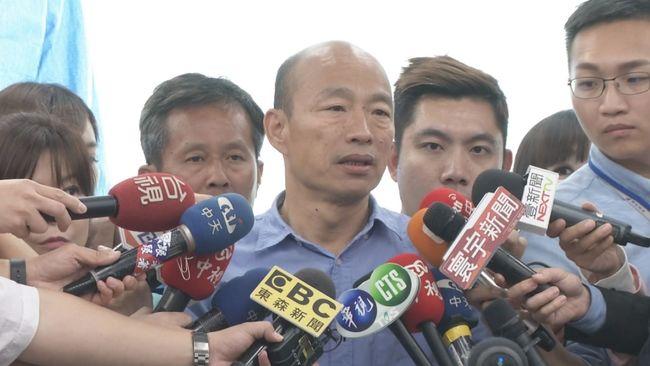 韓國瑜自爆 高市府官員性騷3名公務員   華視新聞