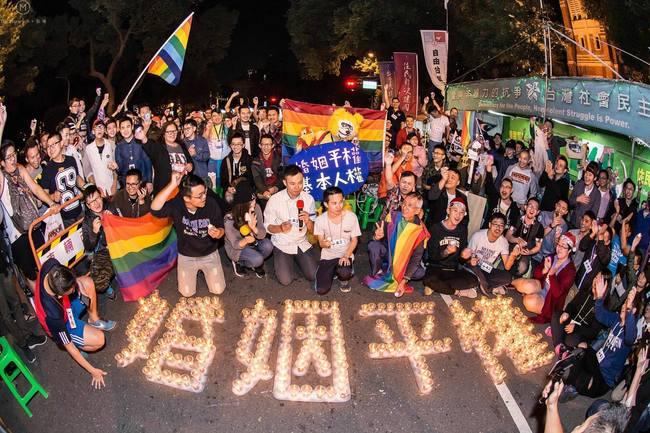 祁家威「愛與平等」計畫啟動 段宜康捐年終支持 | 華視新聞