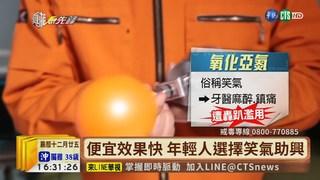 【台語新聞】便宜.沒列管! 笑氣氣球充斥派對中