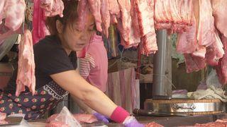 非洲豬瘟衝擊 中國投放9,600噸儲備豬肉