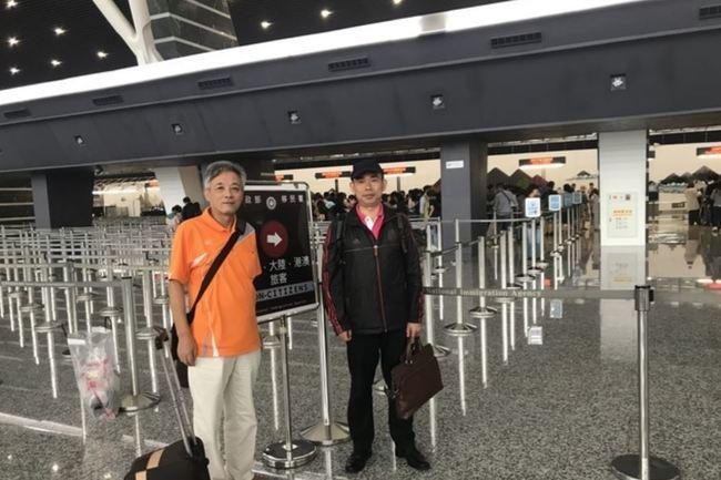 滯留4個月終入境 中國異議人士來台尋政治庇護 | 華視新聞