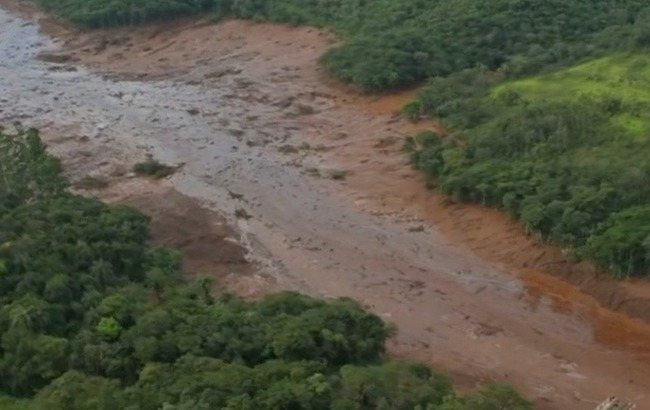 巴西水壩潰堤釀99死 生態浩劫成隱憂 | 華視新聞