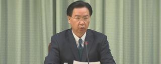 國台辦批蔡英文「扮花旦」 吳釗燮推特嗆:瘋子!