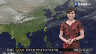 初二水氣減少適合出遊 週六東北季風報到
