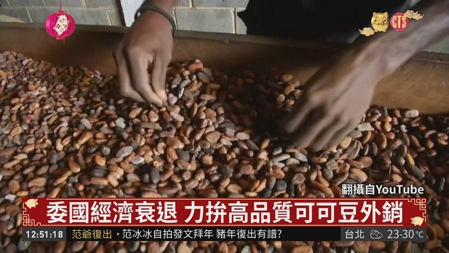 巧克力的家鄉... 可可豆農困境揭密   華視新聞